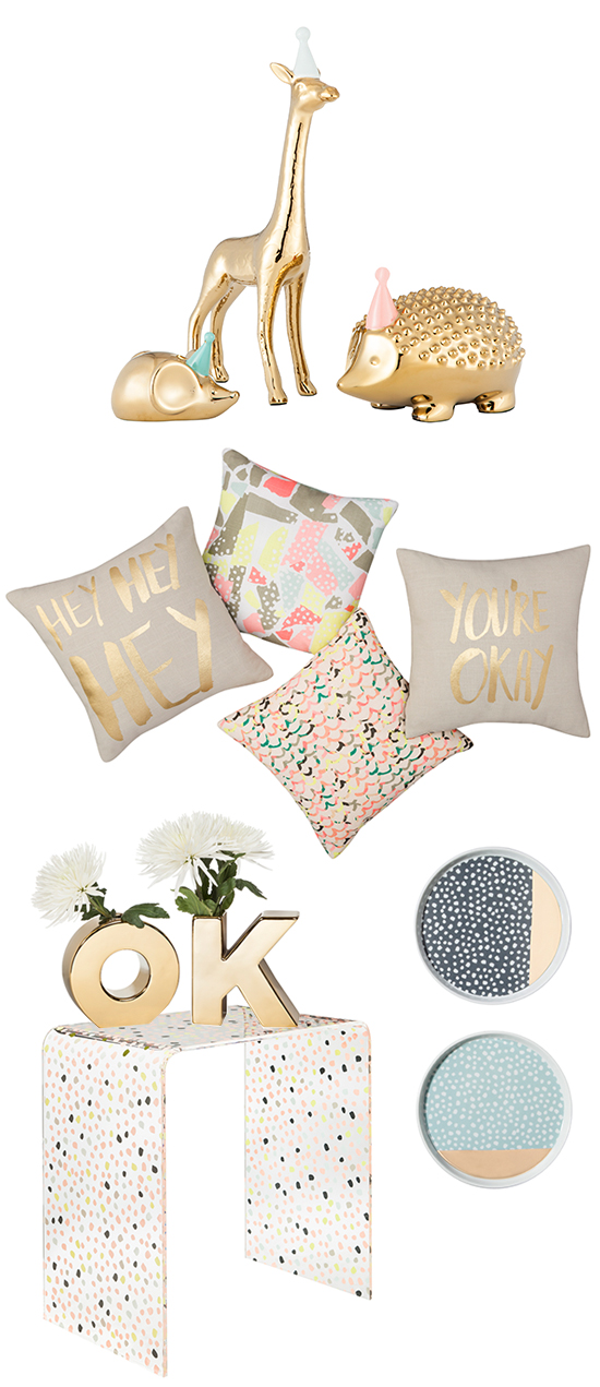 Oh Joy For Target Home Decor And Nursery Collections Wander Ware